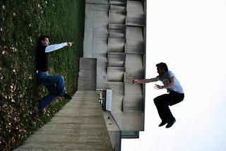 UMass Parkour | by dailycollegian