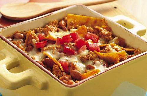 Mexican Pork and Beans Casserole Recipe | by Betty Crocker Recipes