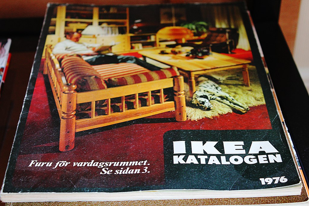 IKEA Catalogue 1976 Sweden