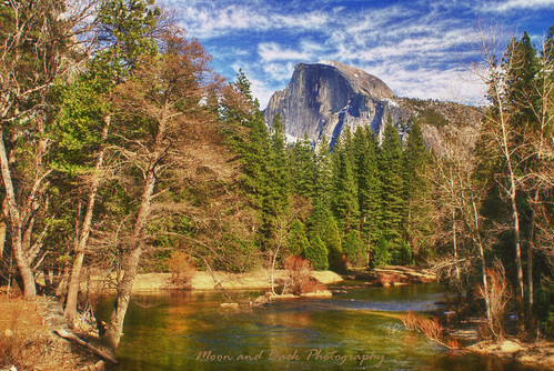 Half Dome ... Yosemite | by Aspenbreeze