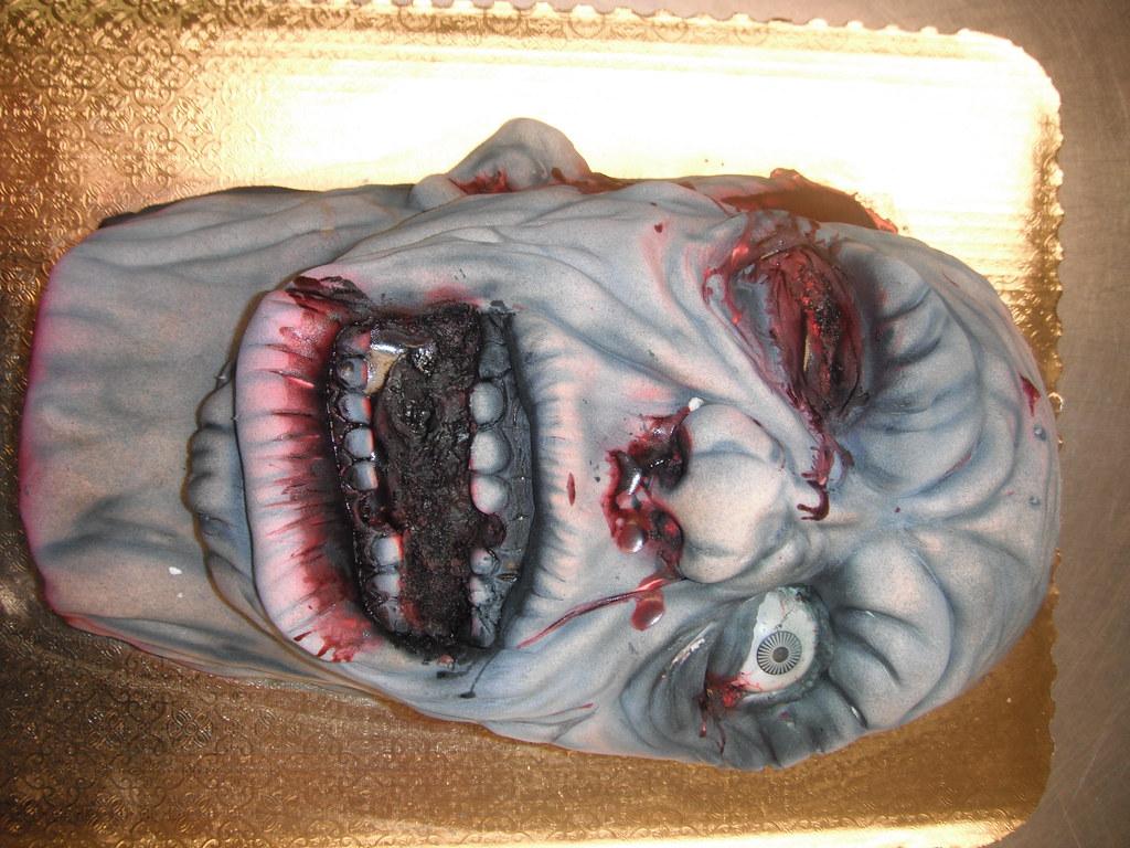 zombie cake zombie cake Cake Shop Flickr