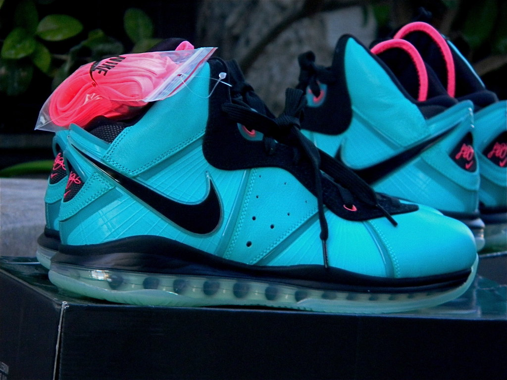 lebron 8 south beach. nike air max lebron 8 (south beach) | by jtay1739 south beach