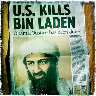 U.S. Kills Bin Laden | by swanksalot