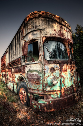 Rusty RV | by Evan Gearing (Evan's Expo)