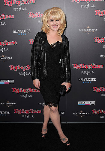 Kelly Osbourne LA AMA Afterparty | by Rolling Stone LA