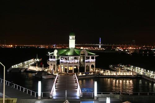 night view-YOKOHAMA