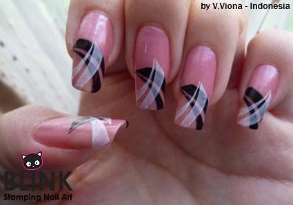 Blink Stamping Nail Art Bsna Japanese Nail Art Flickr