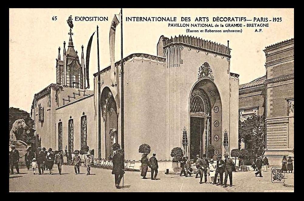 Kết quả hình ảnh cho Internationale des Arts Décoratifs et Industriels Modernes