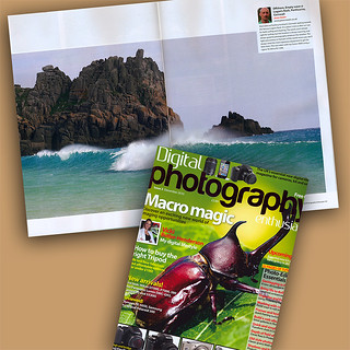 Digital Photography Enthusiast Magazine. Double page spread - December 2010. | by s0ulsurfing