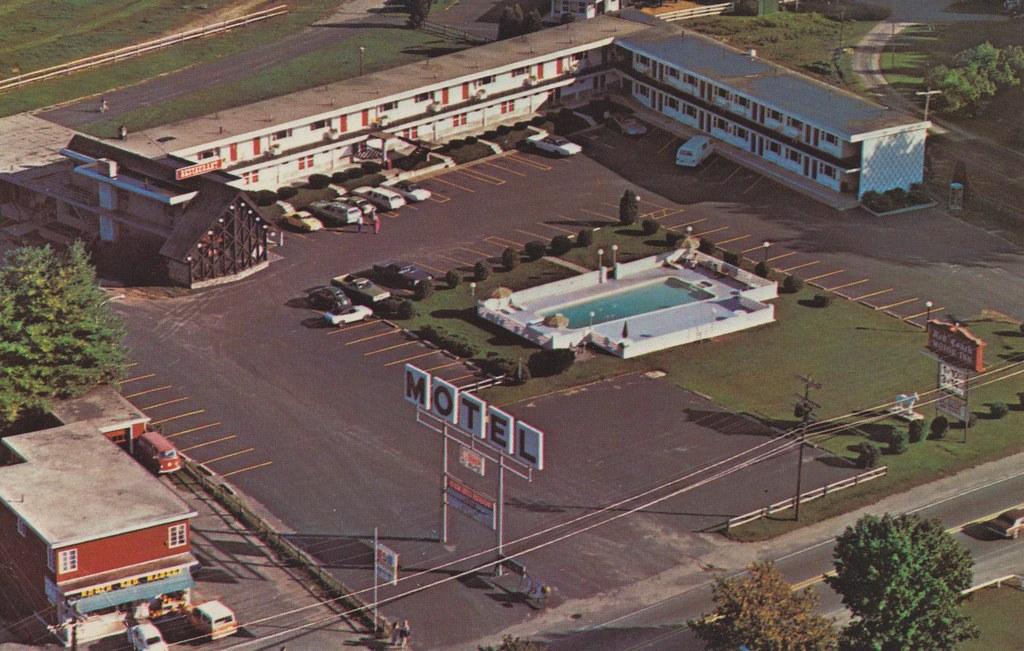 The Cardboard America Motel Archive Red Coach Motor Inn