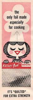Kaiser Foil ad | by wardomatic
