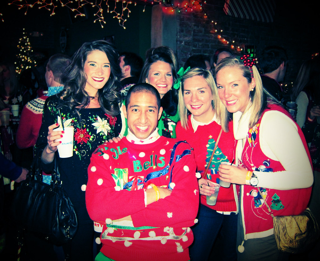 Sorry, Ugly christmas sweater parties