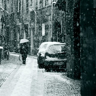 Snow in the city | by maryuta OFF/ON