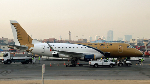 Gulf Air Embraer 170 at Bahrain | by Frans Zwart