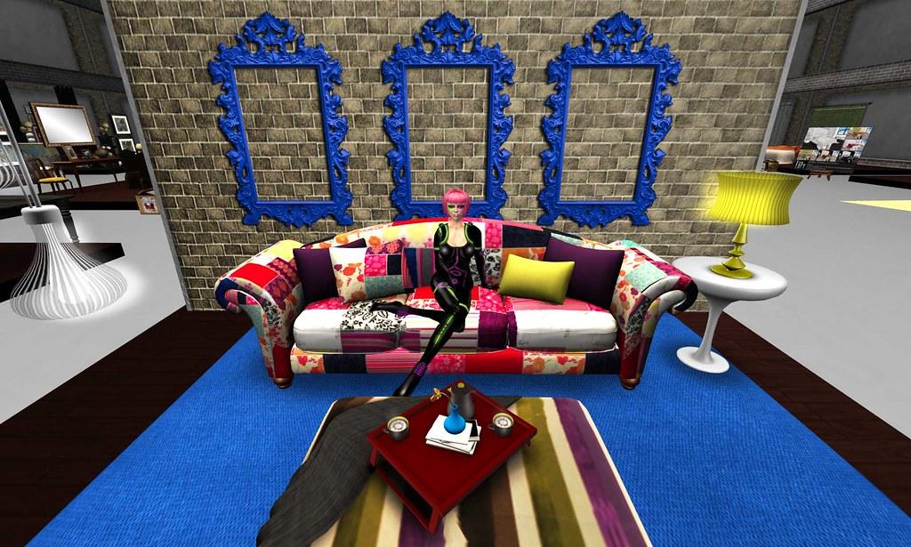 ... Furniture @ The Loft, The Loft (134, 190, 615)   Moderate