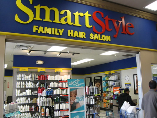 Walmart hair salon regional geologist flickr for Salon n 6 orleans