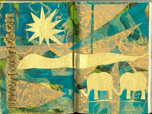 Altered Book - India | by Imajica Amadoro