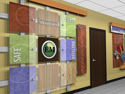 Exceptionnel ... DOE Environmental Graphics Display | By SutterGroup