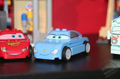 Disney Cars 2: LEGO | by IdleHandsBlog