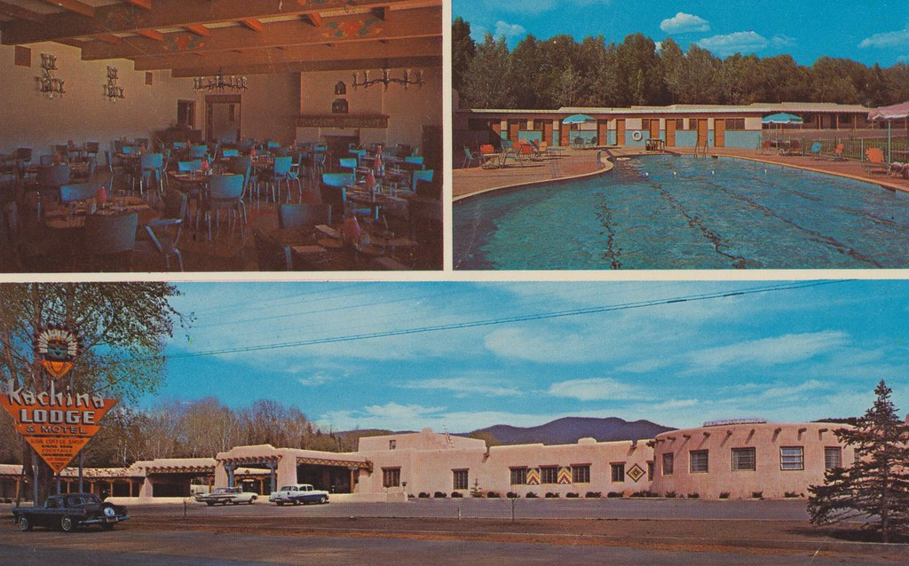 Kachina Lodge and Motel - Taos, New Mexico