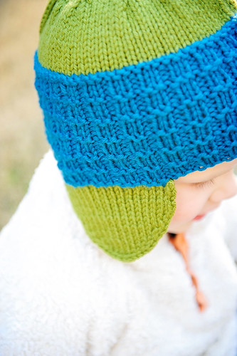 Toasty Waffles Hat Two-Toned | by TotToppers