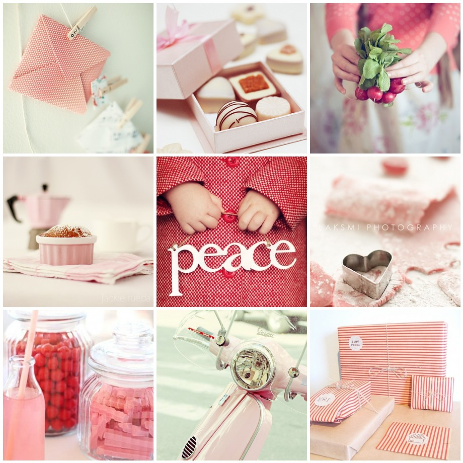 through pink glasses... | 1. advent., 2. White Chocolates, 3… | Flickr