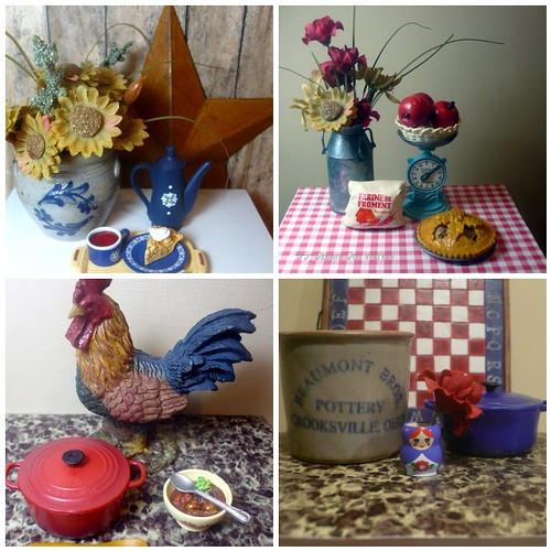 Country Kitchen Jobs: Country Kitchen Still Life Grouping