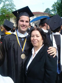 David and Christine at his College Graduation | by HelpBobLevinson