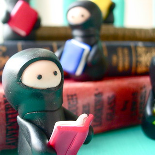 reading ninjas... | by Vicki Brown Designs