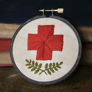 Red Cross | by miniature.rhino
