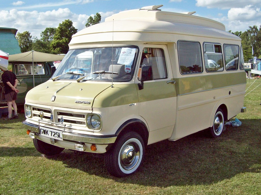 ... robertknight16 397 Bedford CF Camper (1973) | by robertknight16