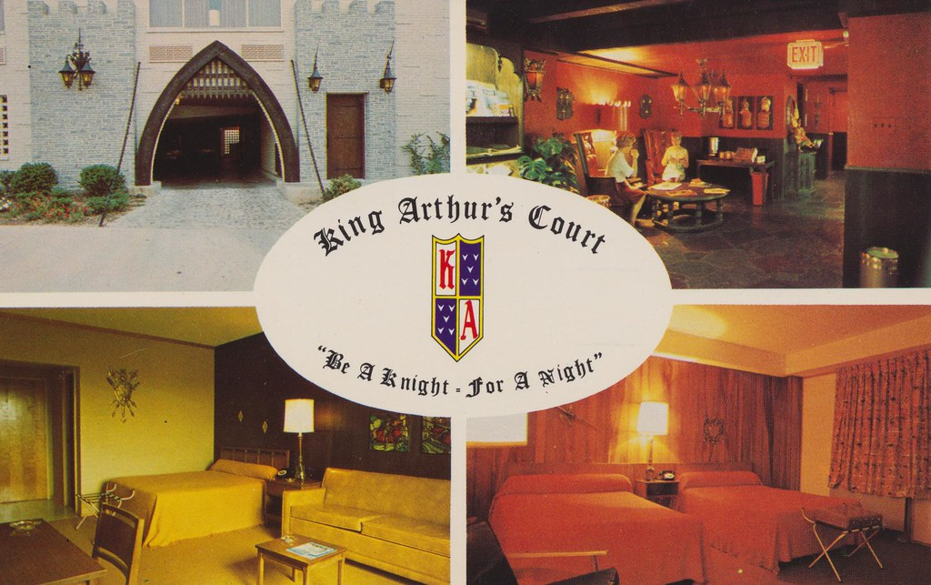King Arthur's Court - Arlington, Virginia