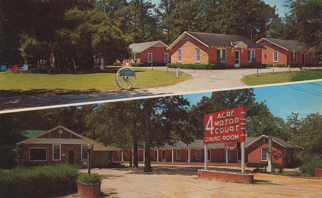 Four Acre Motel - Bainbridge, Georgia