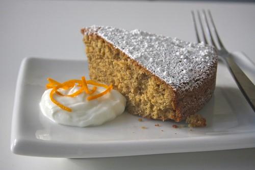 orange walnut cake | :::recipe blogged::: | tracy benjamin ...