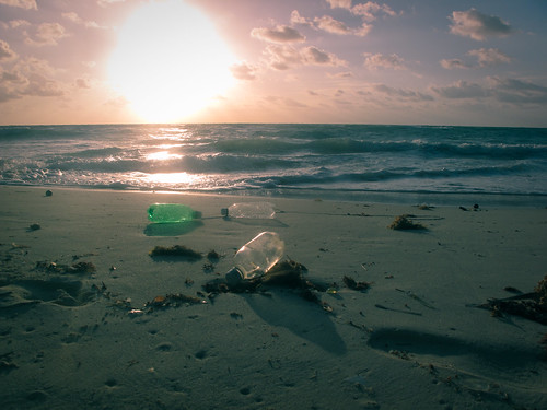 beach trash | by Angela Rutherford