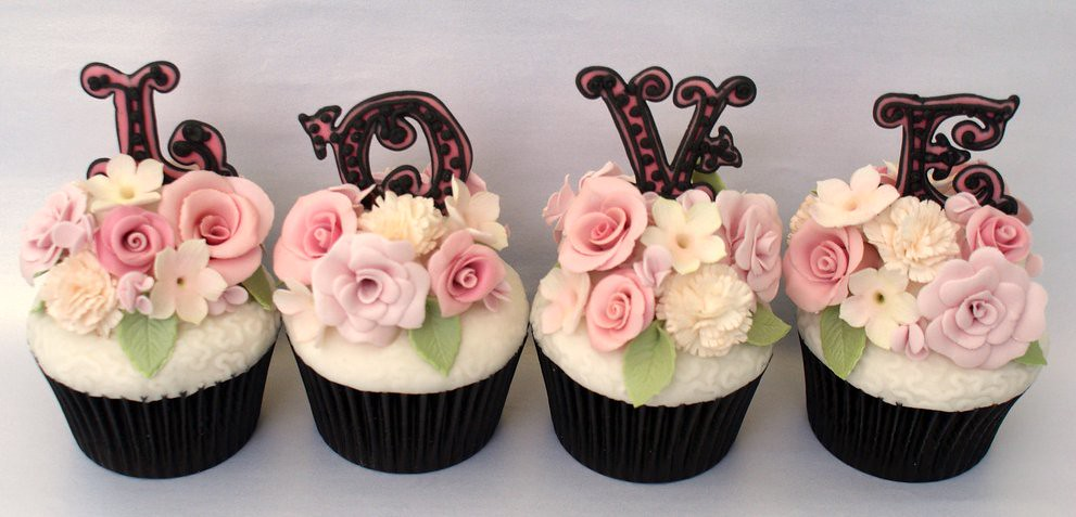 Love Cupcakes Love Cupcakes Shabby Chic Style Www I Flickr