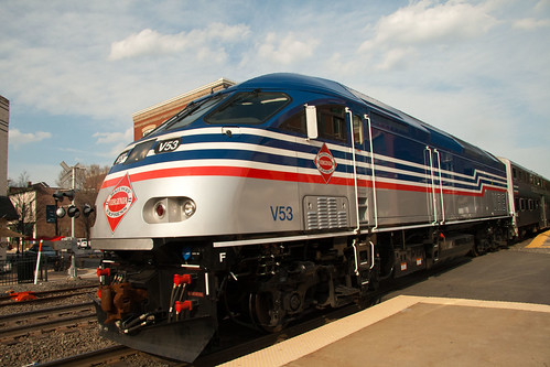 MP36PH-3C on the VRE | by jpmueller99
