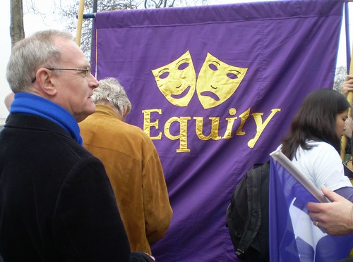 Getting the Equity banner ready | by Equity UK