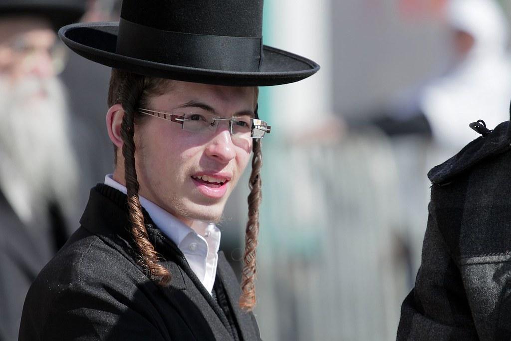 Hasdic jew