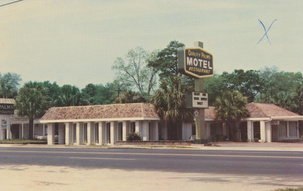 Palms Motel and Restaurant - Ridgeland, South Carolina