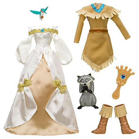 ... Pocahontas 2 Outfits | by Mimi_Angelu0027™  sc 1 st  Flickr & Pocahontas 2 Outfits | Here they are from the second movie ...