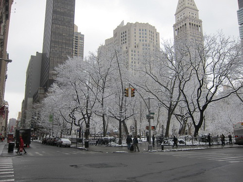 Madison Square Park, NYC. Nueva York