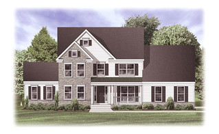 Woodlands-Comstock Homes:Yorktown II_WoodlndFIN2 | by ComstockHomes