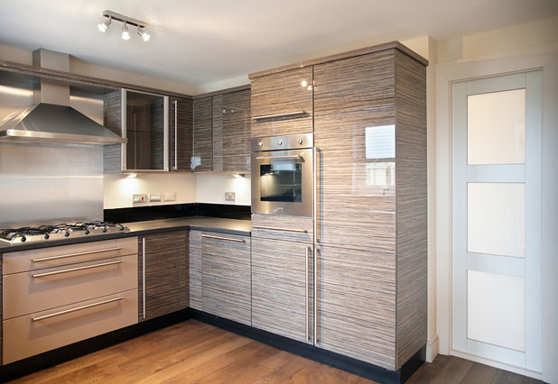 Superb ... Kitchen Section | By Robertson Homes