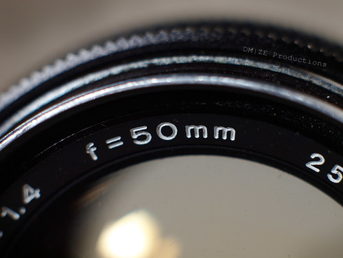 50mm shot with a 50mm on the 50th day of the year | by dm|ze
