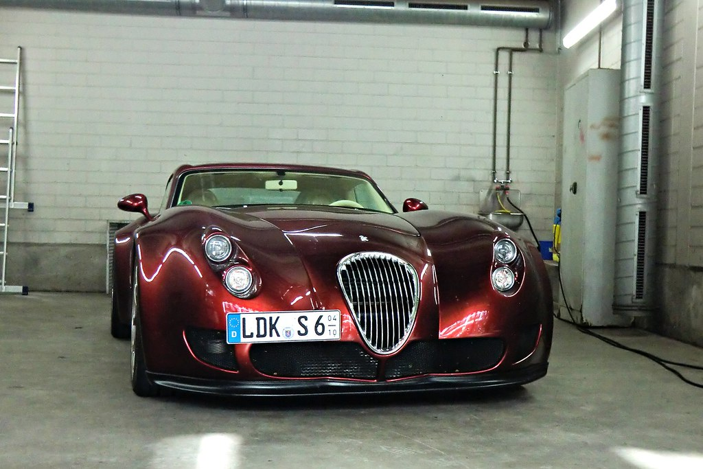Wiesmann GT MF5 | There is only THIS MF5 GT with this colour… | Flickr