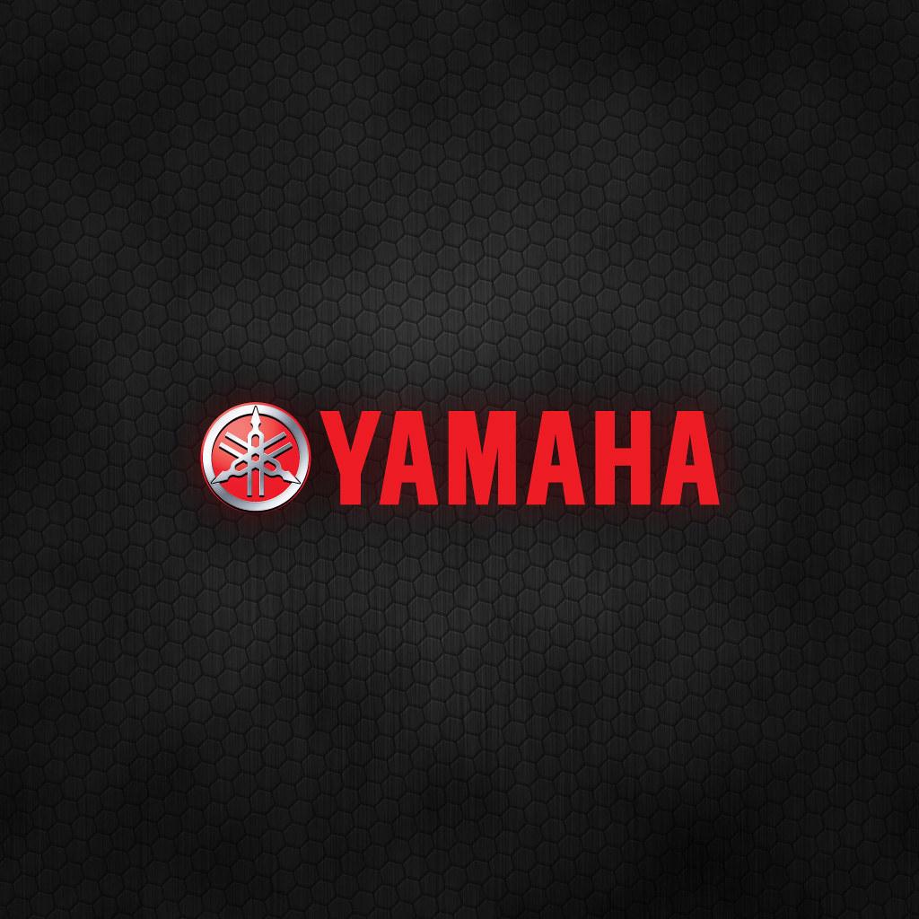 Yamaha Logo IPad Wallpaper