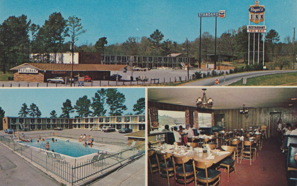 Royal's Inn Motel - Calhoun, Georgia