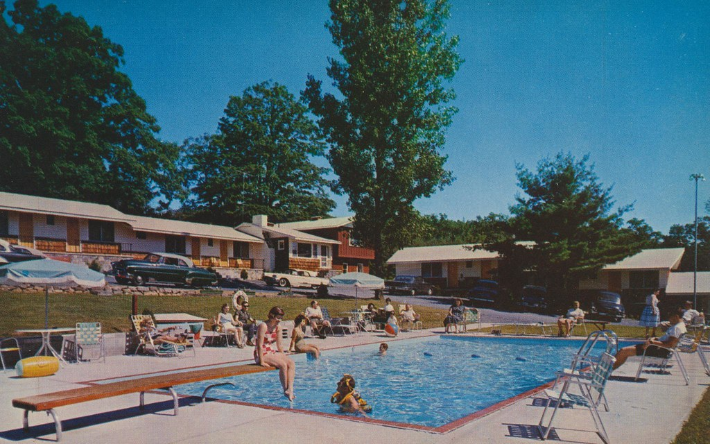 Texan Motel and Lodge - Lake George, New York