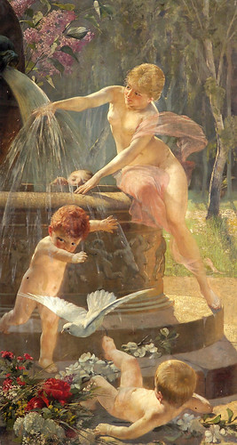 Angel Art Painting Wallpaper Hd